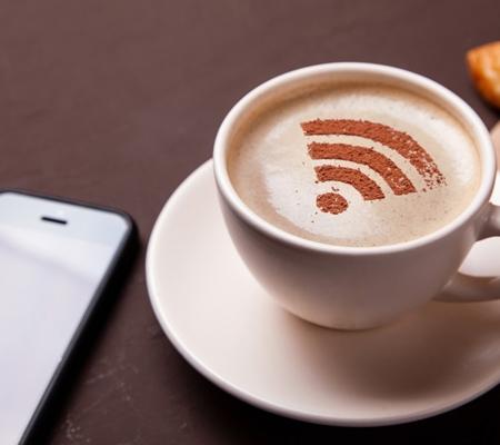 wifi coffee